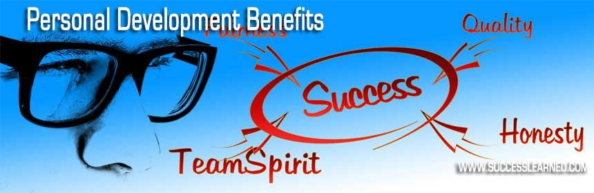 Personal Development Benefits